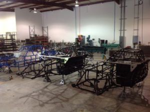 Rocket Chassis